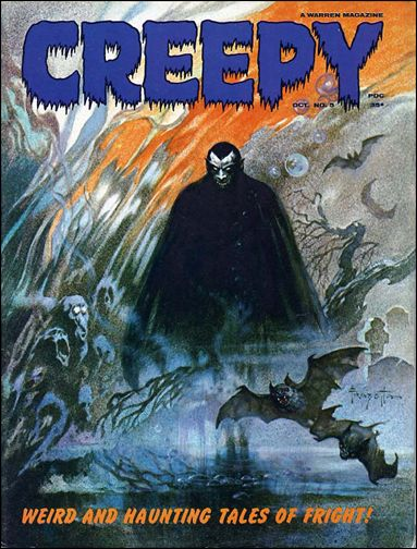 Creepy 5-A by Warren