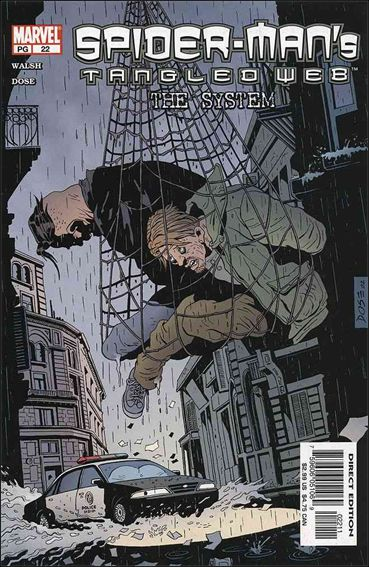 Spider-Man's Tangled Web 22-A by Marvel