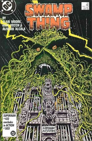 Swamp Thing (1986) 52-A