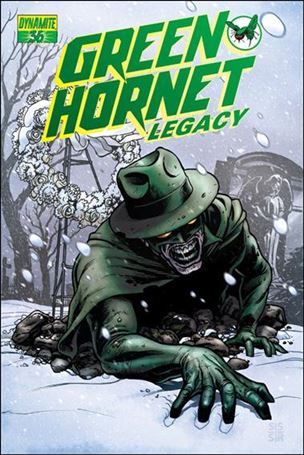 Green Hornet: Legacy 36-A