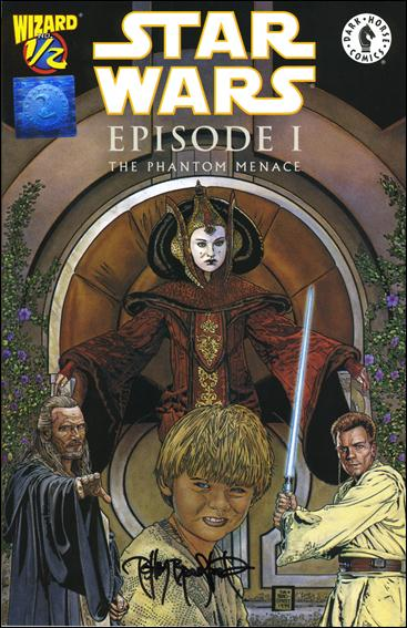 Star Wars: Episode I The Phantom Menace 1/2-C by Dark Horse
