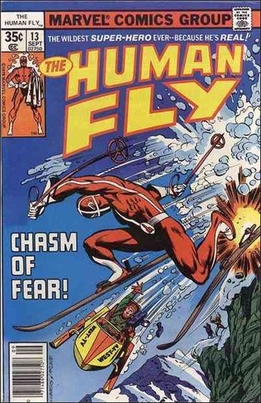 Human Fly 13-A by Marvel
