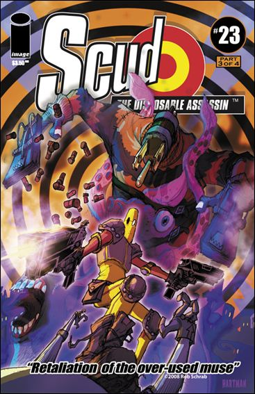 Scud: The Disposable Assassin 23-A by Fireman