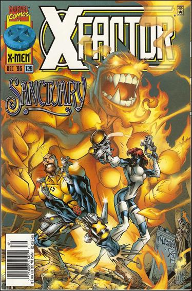 X-Factor (1986) 129-B by Marvel