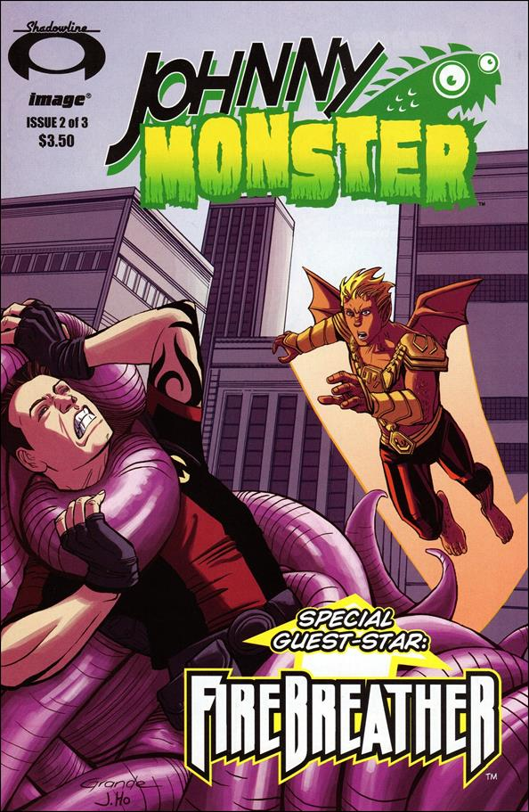 Johnny Monster 2-A by Image