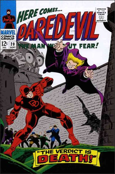 Daredevil (1964) 20-A by Marvel