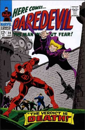 Daredevil (1964) 20-A