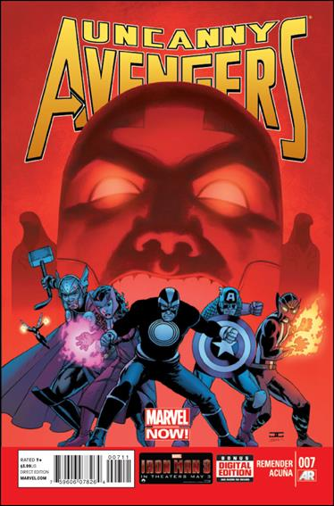 Uncanny Avengers 7-A by Marvel