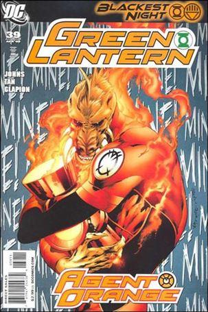 Green Lantern (2005) 39-A