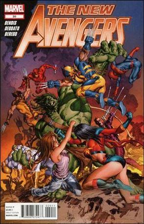 New Avengers (2010) 20-A