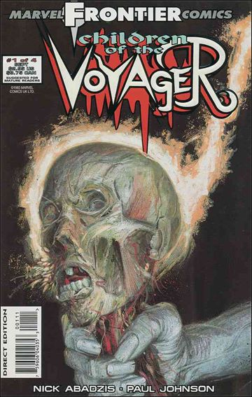 Children of the Voyager (UK) 1-A by Marvel UK