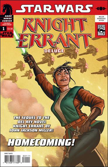 Star Wars: Knight Errant - Deluge 1-A by Dark Horse