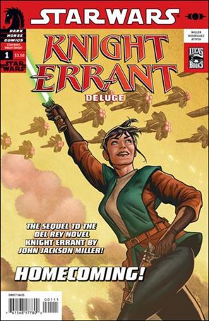 Star Wars: Knight Errant - Deluge 1-A