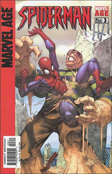 Marvel Age: Spider-Man 3-A by Marvel