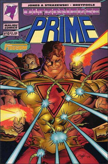 Prime (1993) 10-A by Malibu