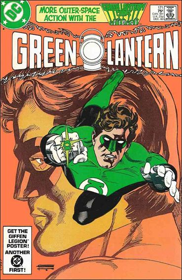 Green Lantern (1960) 171-A by DC