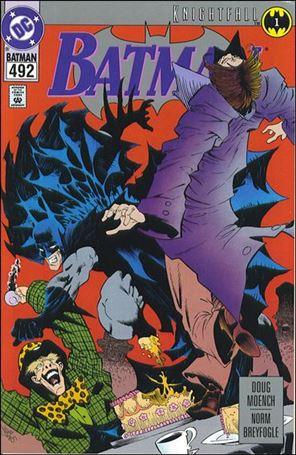 Batman (1940) 492-D