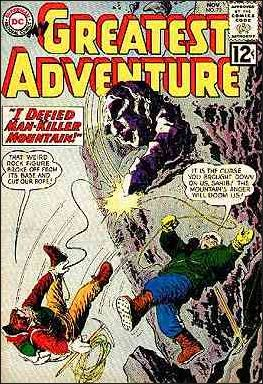 My Greatest Adventure (1955) 73-A by DC