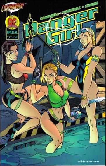 Danger Girl Special 1-B by Cliffhanger