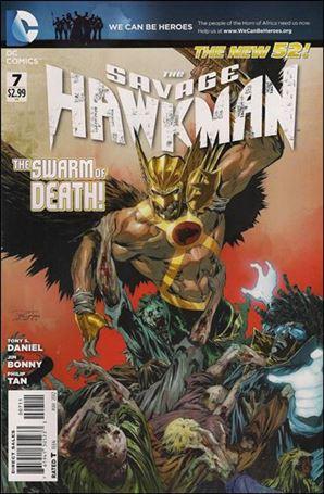 Savage Hawkman 7-A