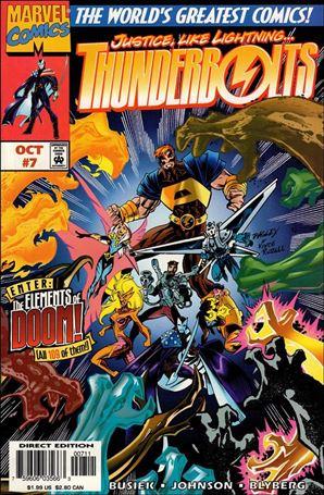 Thunderbolts (1997) 7-A