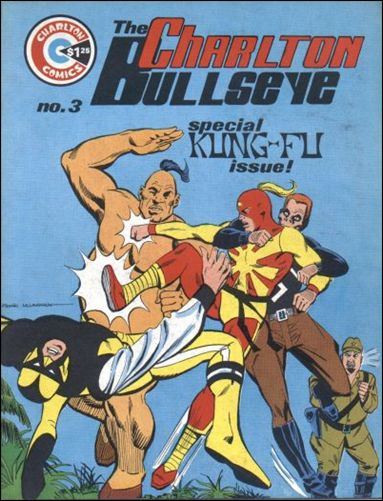 Charlton Bullseye (1975) 3-A by Charlton
