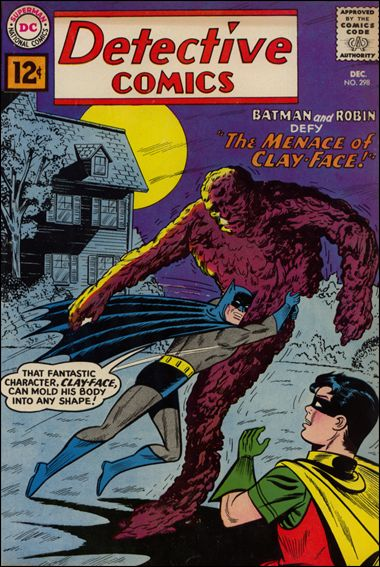 Detective Comics (1937) 298-A by DC