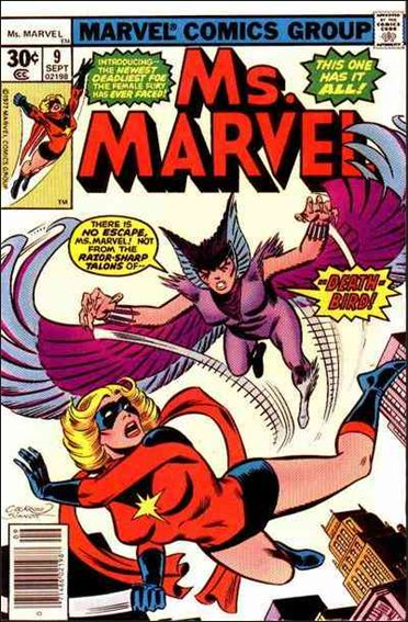 Ms. Marvel (1977) 9-A by Marvel