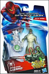 Amazing Spider-Man (2012) Invisi-Skin Lizard (Movie Series) by Hasbro