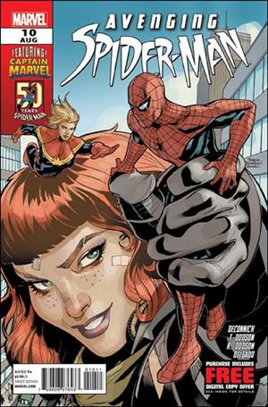 Avenging Spider-Man 10-A