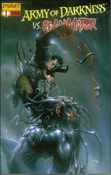 Army of Darkness vs Re-Animator 1-C by Dynamite Entertainment
