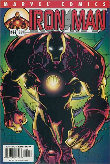 Iron Man (1998) 44-A by Marvel
