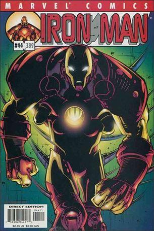 Iron Man (1998) 44-A