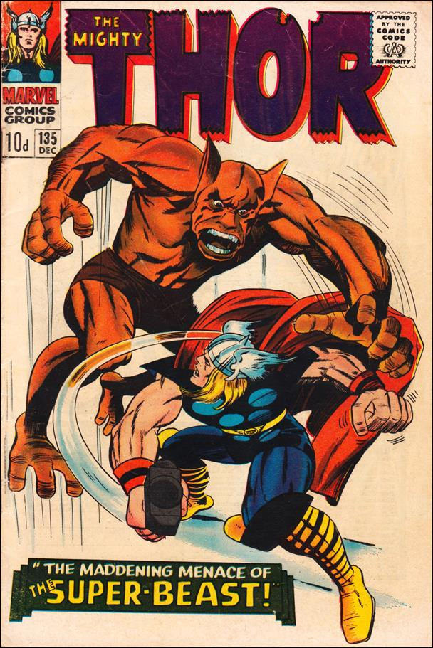 Thor (1966) 135-B by Marvel