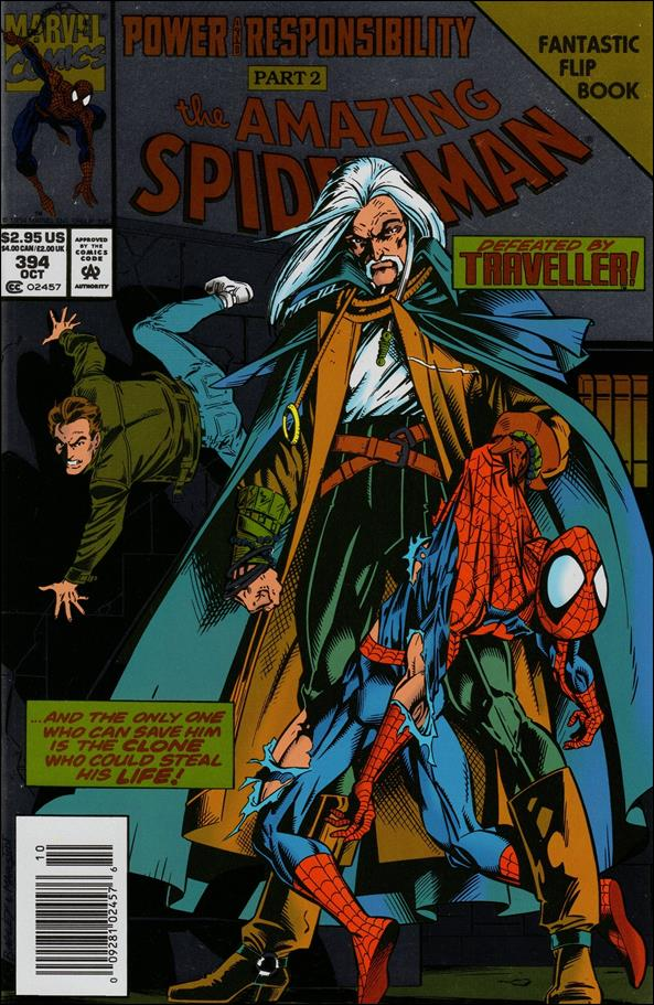 Amazing Spider-Man (1963) 394-B by Marvel