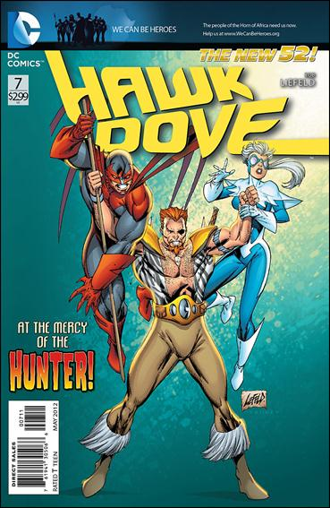 Hawk & Dove 7-A by DC