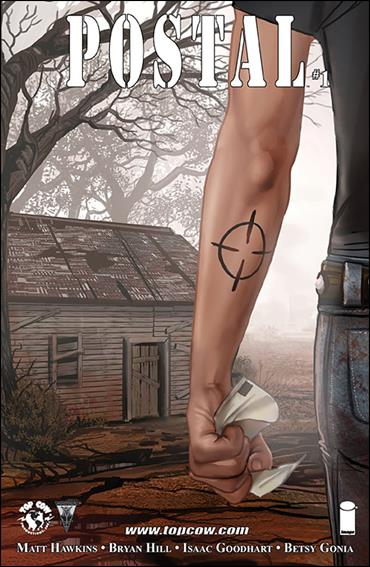 Postal 1-A by Top Cow