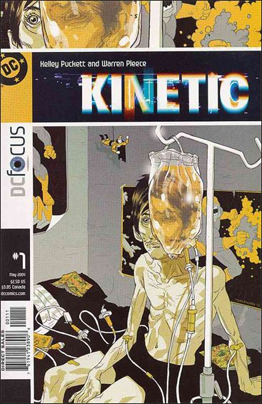 Kinetic 1-A by DC
