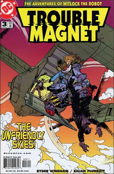 Trouble Magnet 3-A by DC