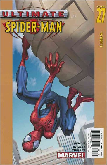 Ultimate Spider-Man (2000) 27-A by Marvel