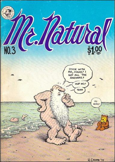 Mr. Natural 3-A by Kitchen Sink
