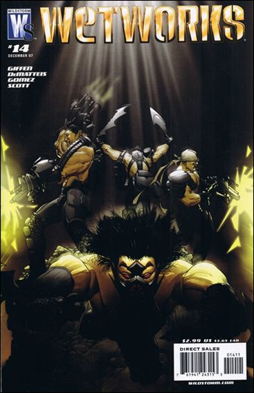 Wetworks (2006) 14-A by WildStorm