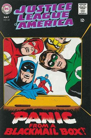 Justice League of America (1960) 62-A