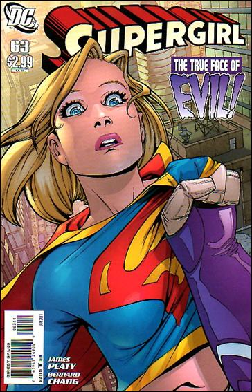 Supergirl (2005) 63-A by DC