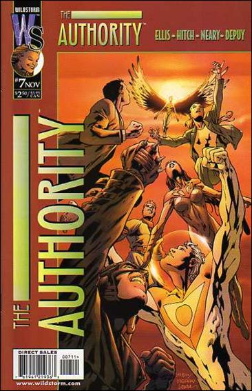 Authority (1999) 7-A by WildStorm
