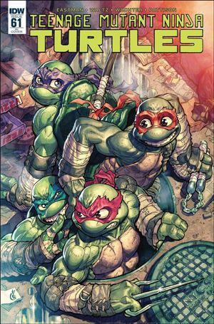 Teenage Mutant Ninja Turtles (2011) 61-C
