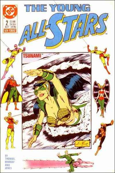 Young All-Stars 2-A by DC