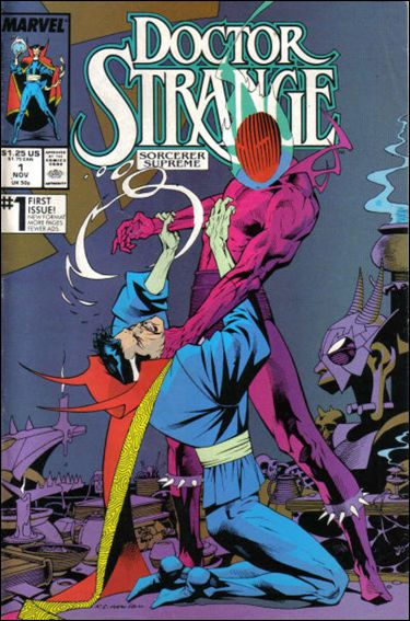 Doctor Strange, Sorcerer Supreme 1-A by Marvel
