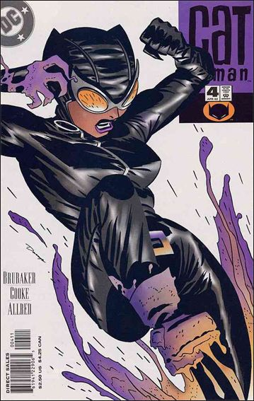 Catwoman (2002) 4-A by DC
