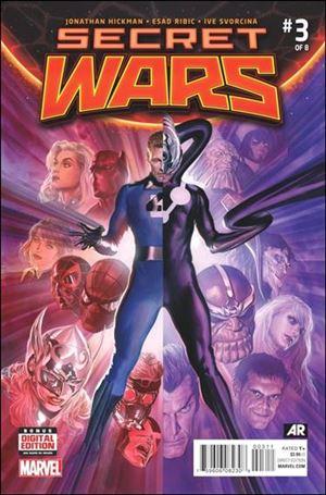 Secret Wars 3-A